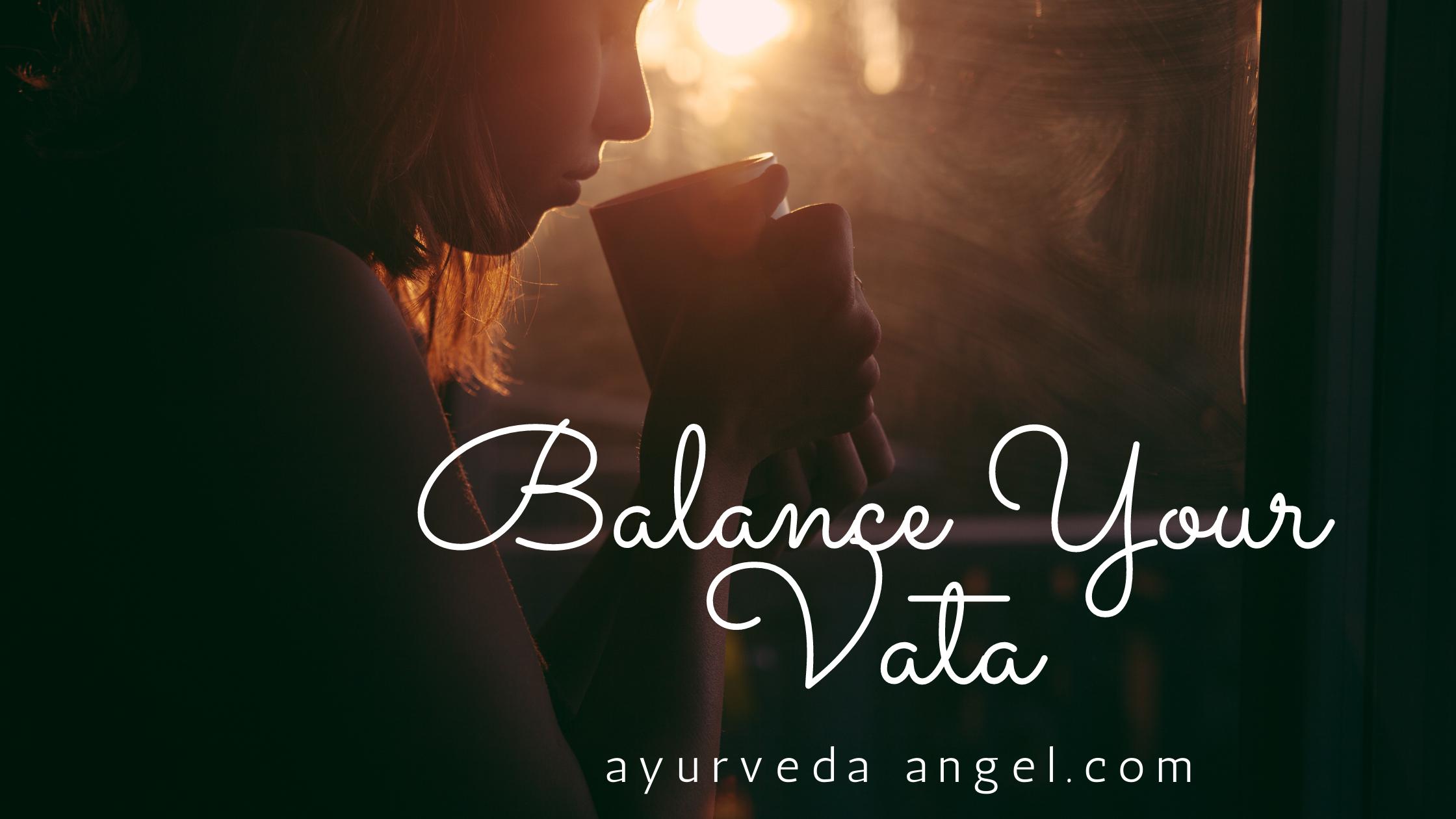 vata imbalance